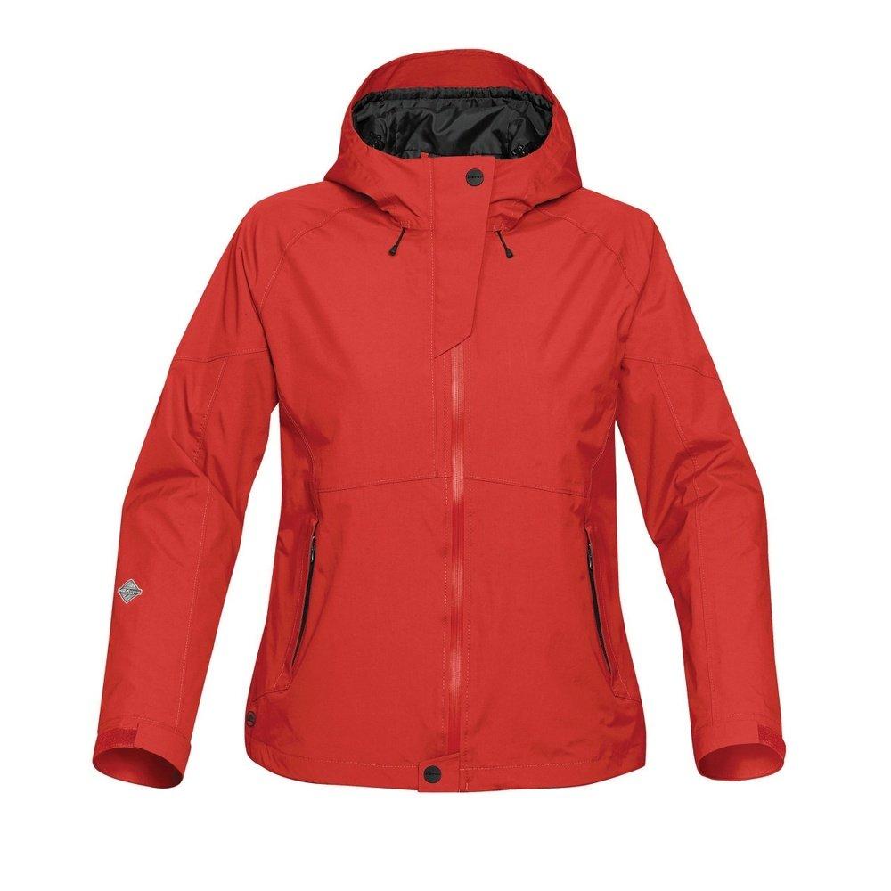 Rouge XL Stormtech - Veste imperméble lumièrening - Femme