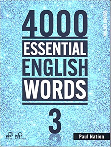 4000 Essential English Words Book 3 – 2nd Edition