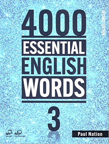4000 Essential English Words, Book 3, 2nd Edition (4000 English Words Essential)