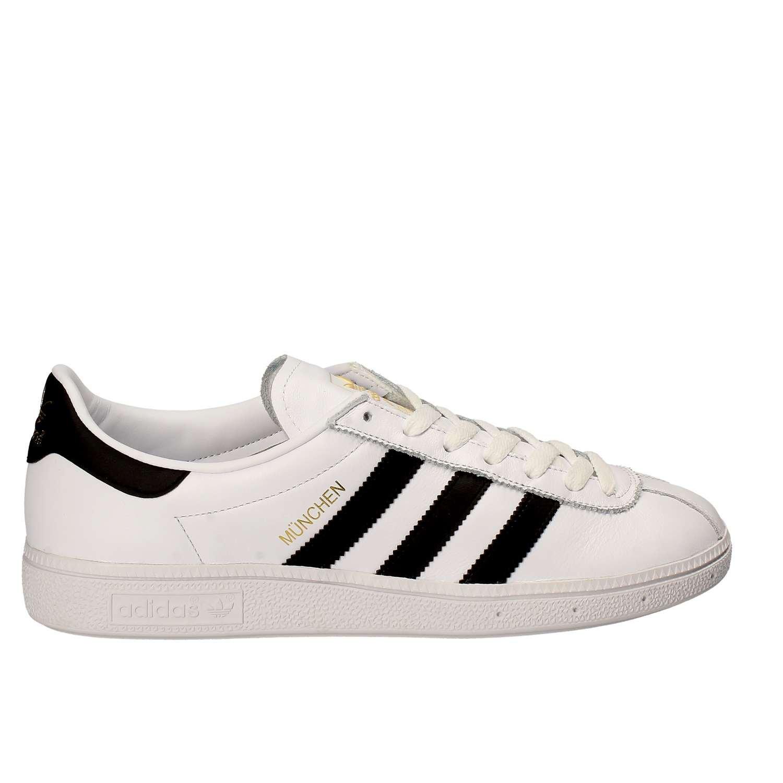 Adidas Unisex-Erwachsene Munchen 725 Turnschuhe weiß B01MTAQ8UB Turnschuhe Hohe Qualität