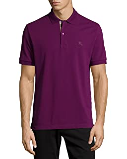 BURBERRY Brit - Polo pour Homme Oxford  Amazon.fr  Vêtements et ... 049be28b2ff
