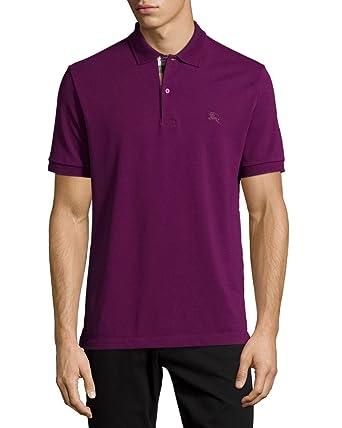 40ea61025b35 BURBERRY BRIT - Polo pour Homme OXFORD  Amazon.fr  Vêtements et ...