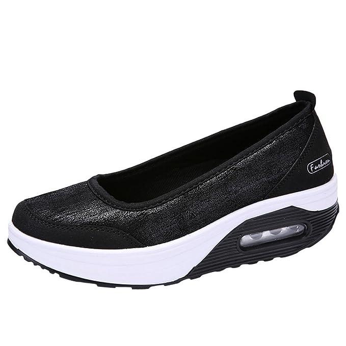Amazon.com: Aurorax-Shoes Clearance Venta Zapatillas de ...