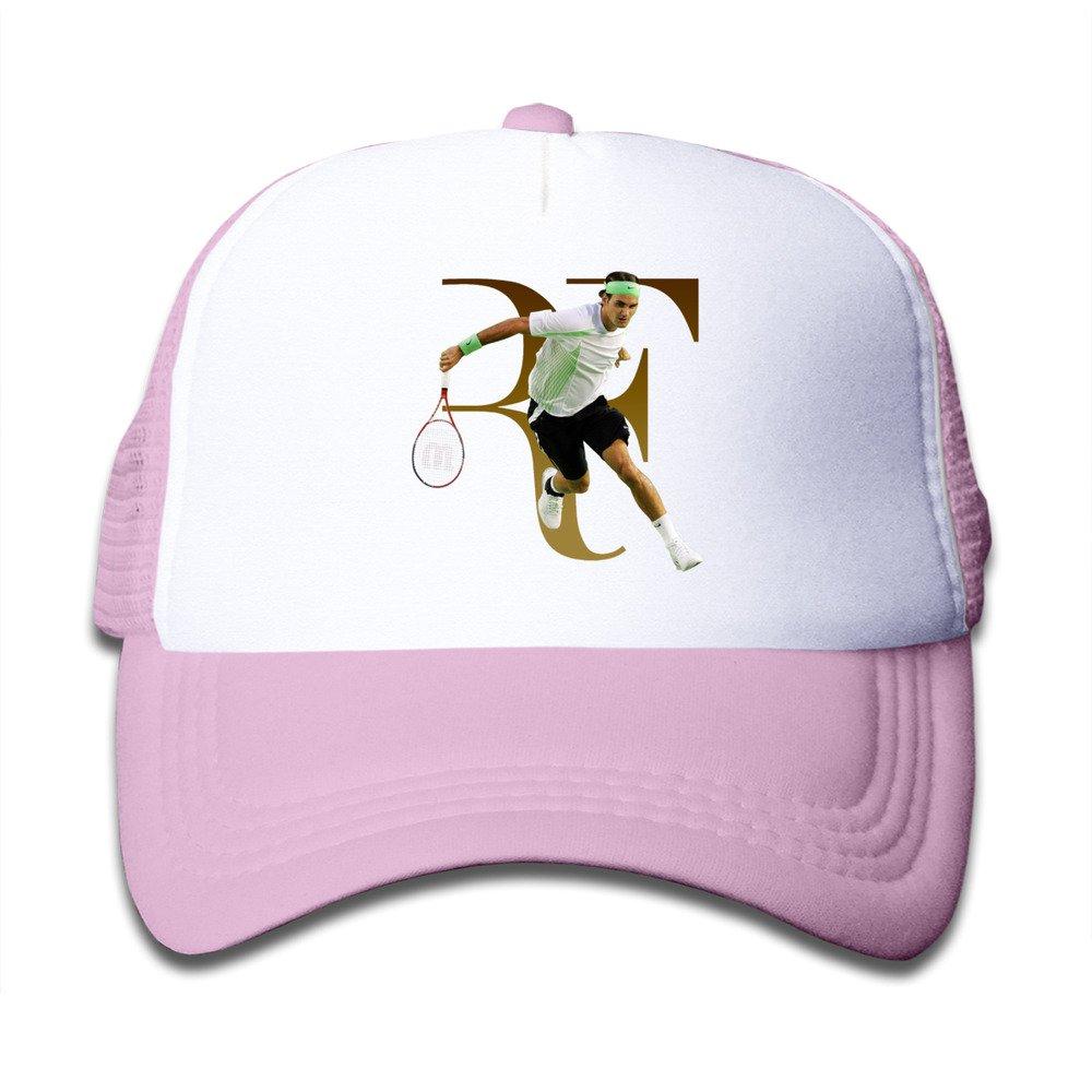 Kid's Boys And Girls Cool Roger Federer Baseball Hats