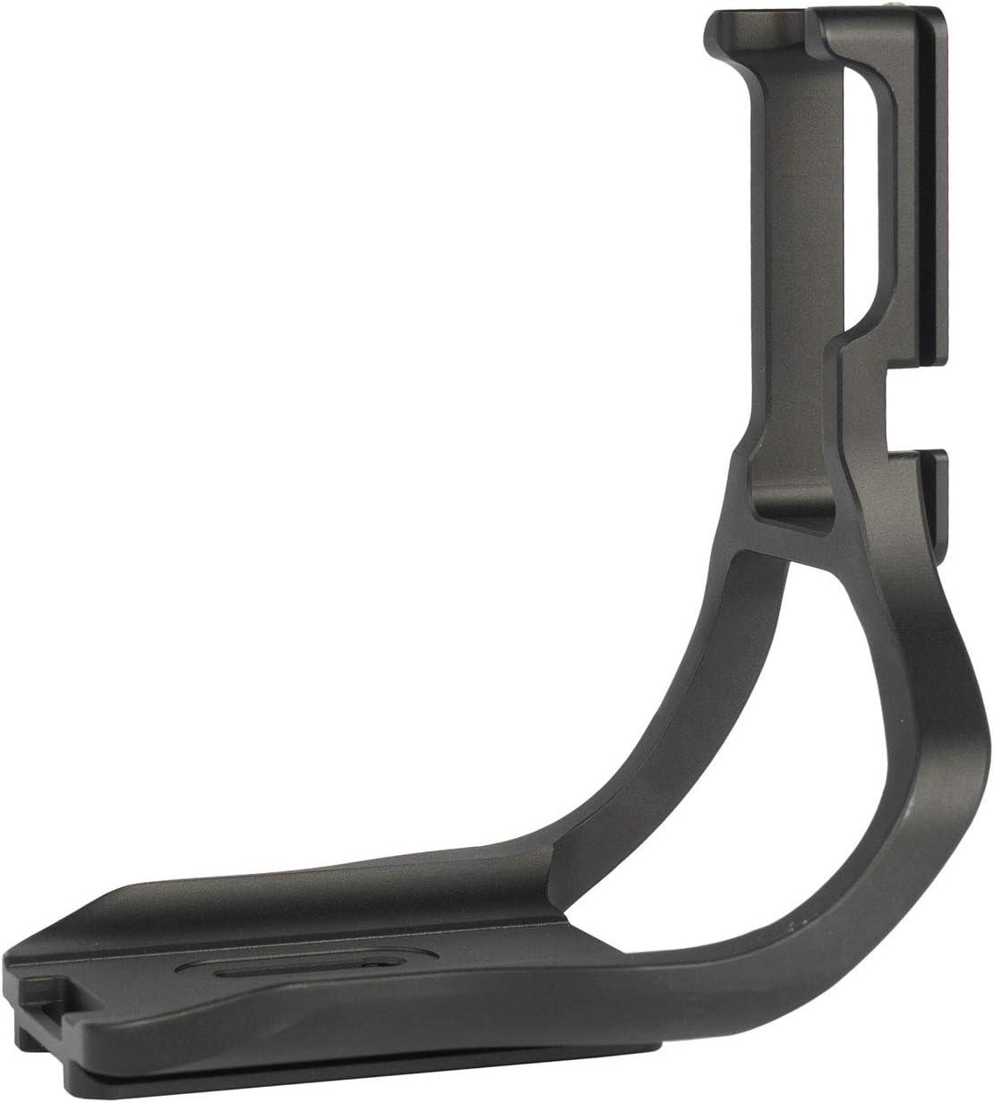 schwarz Winkelschiene geeignet f/ür Canon EOS R, Aluminium Sirui TY-RL L-Schiene