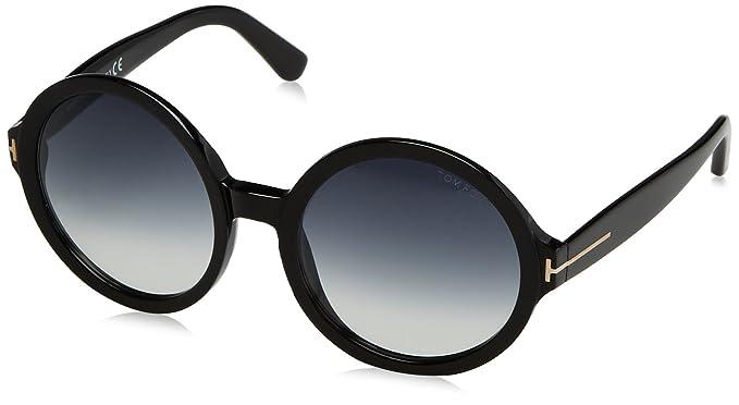 5d55b9d5ae Amazon.com  Tom Ford Womens Women s Ft0369 55Mm Sunglasses  Clothing