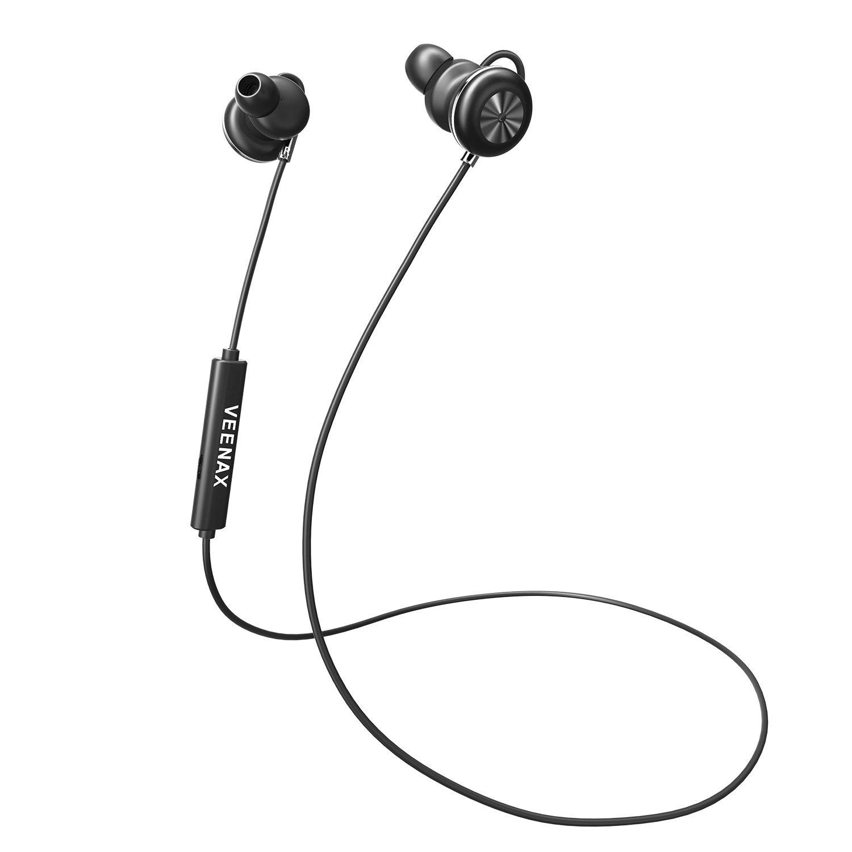 Bluetooth Kopfhörer Fitness VEENAX Pogo Wireless: Amazon.de: Elektronik