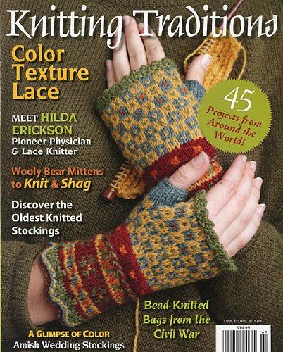 Knitting Traditions Winter 2011
