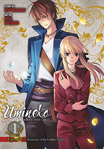 Download Umineko WHEN THEY CRY Episode 7: Requiem of the Golden Witch, Vol. 1 pdf