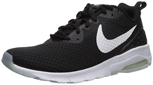 the best attitude c75b5 c5908 Nike Women s Air Max Motion LW Running Shoe, Black White, ...