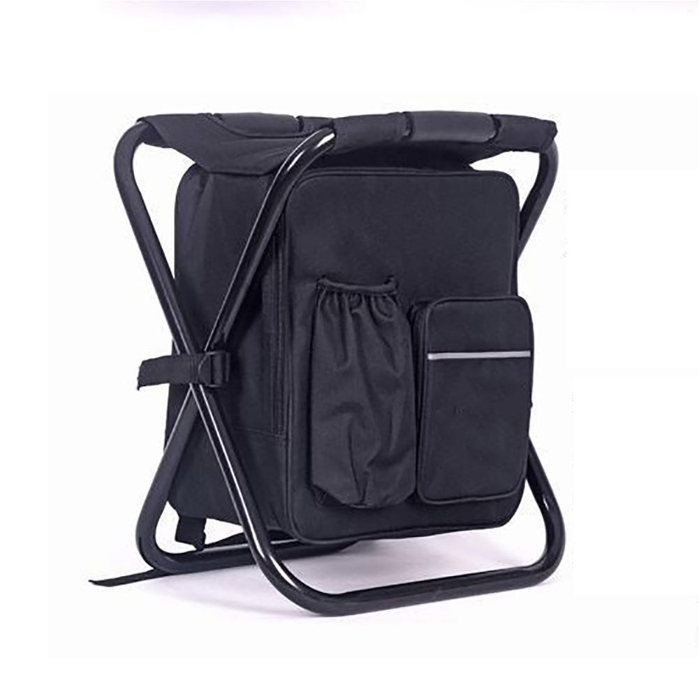 MIAO Outdoor Freizeit Klettern Klappstühle / Strandstuhl / Fischerstuhl mit einer Tasche