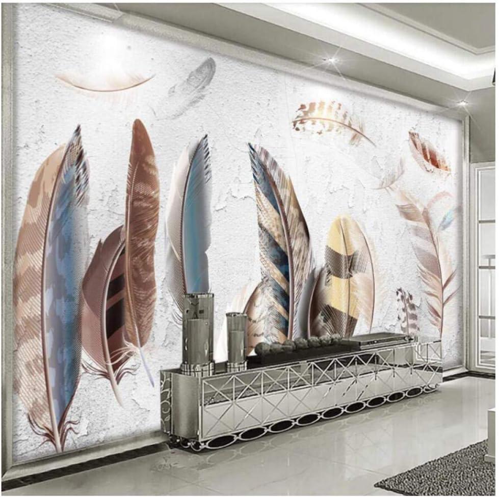 Stickers muraux 3D Photo Papier Peint Cr/éatif Peint /À La Main Color/é Papillon Beaut/é Art Peinture Murale Salon Chambre /Étude Chambre D/écor