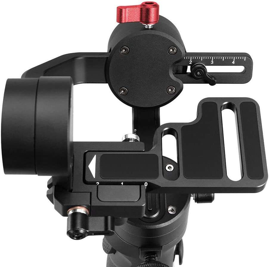 Faddare 3 Axis Metal Handheld Gimbal Stabilizer for Mirrorless Camera