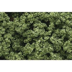 Woodland Scenics FC182 Light Green Clump Foliage