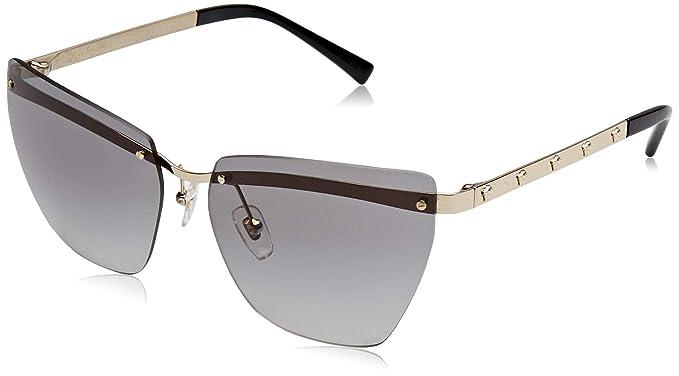 Versace 125211 Gafas de sol, Pale Gold, 58 para Mujer ...