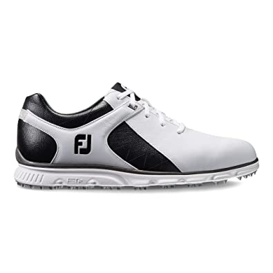 the latest 051ed d3bd6 FootJoy Men s Pro SL White Black Silver 7.5 M ...