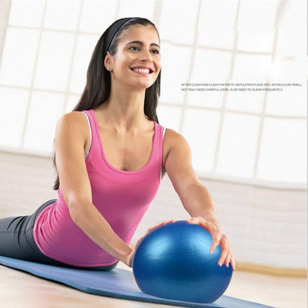 Rungao 25cm Yoga Bola Mini Pelota Pequeña Pilates Ejercicios de ...