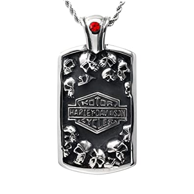 store pendant super skull ring fashion necklace beier steel punk new obsessed products arrival stainless biker