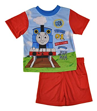 6efd55751 Amazon.com  Thomas the Train Toddler Boys  Thomas the Train 2-Piece ...