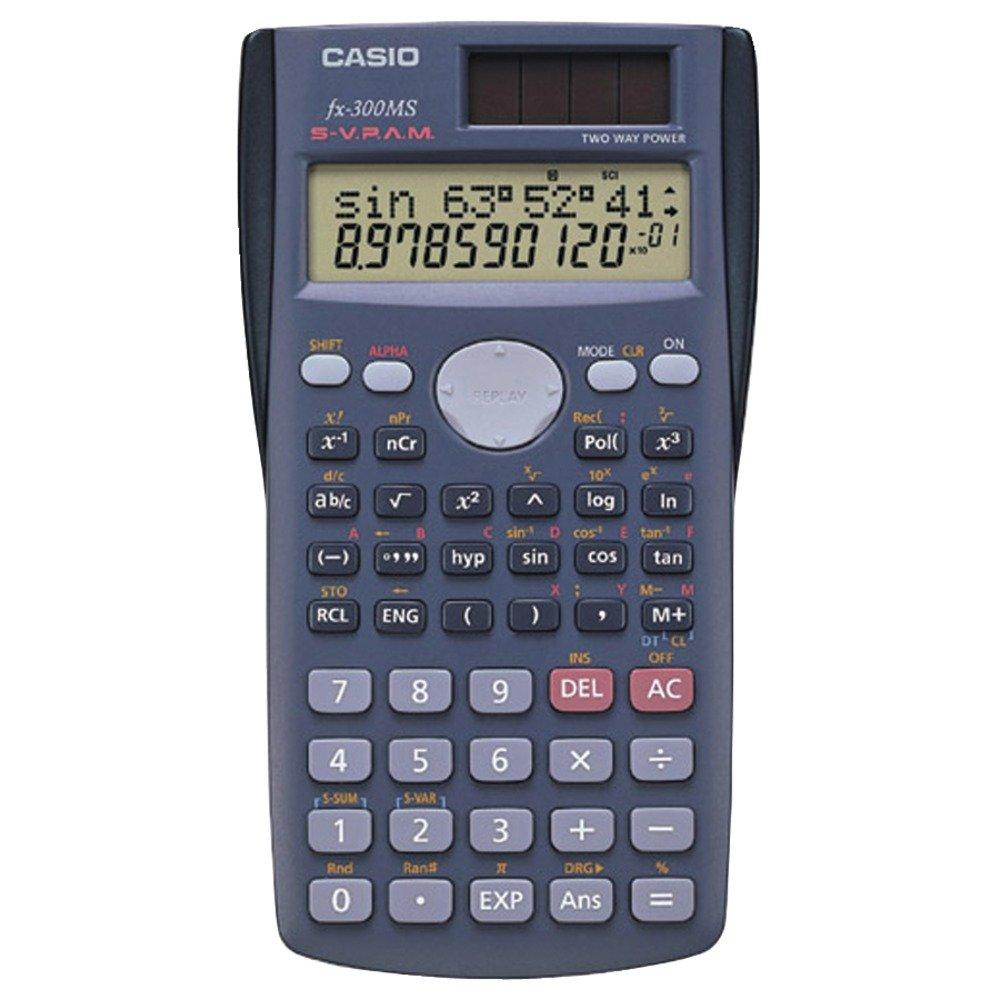 Casio fx300-ms Scientific Calculator with 240組み込み関数   B00JJ4EDSI