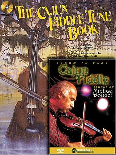 (Cajun Fiddle Pack: The Cajun Fiddle Tune Book (00000273) with Learn to Play Cajun Fiddle (00641928))