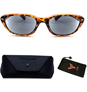 cf35719021bf Retro Cat Eyes Stylish Sun Readers Sunglasses Women Unisex Reading Glasses + 1.5