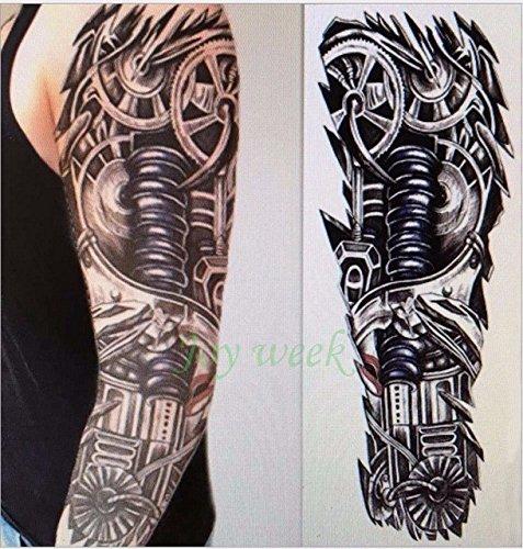 ljmljm 3pcs Tatuaje Impermeable Etiqueta engomada Sun Wukong ...
