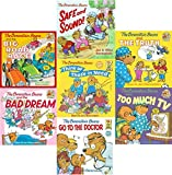img - for The Berenstain Bears Book Set (7) : The Berenstain Bears and the Bad Dream - The Berenstain Bears Go to the Doctor - The Berenstain Bears and the Big Road Race - Safe and Sound - Berenstain Bears and the Big Road Race - Think of Those in Need (An Unofficial Box Set) book / textbook / text book