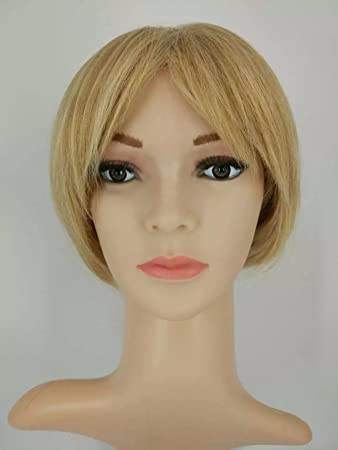 2017 Straight Heat Resistant Synthetic Short Bobo Hair Wigs For Women Blonded Wigs Perucas Cosplay Wigs