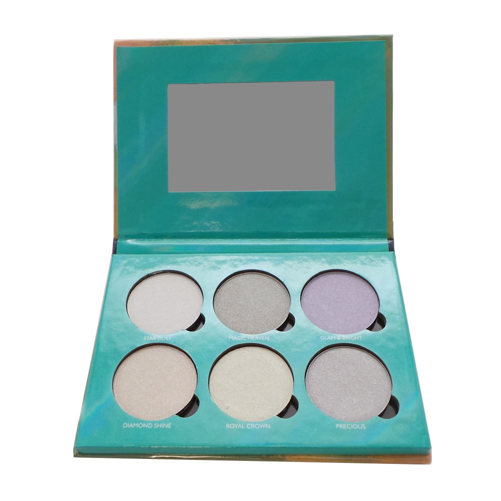 OKALAN Glowing Palette Shimmers Kit B