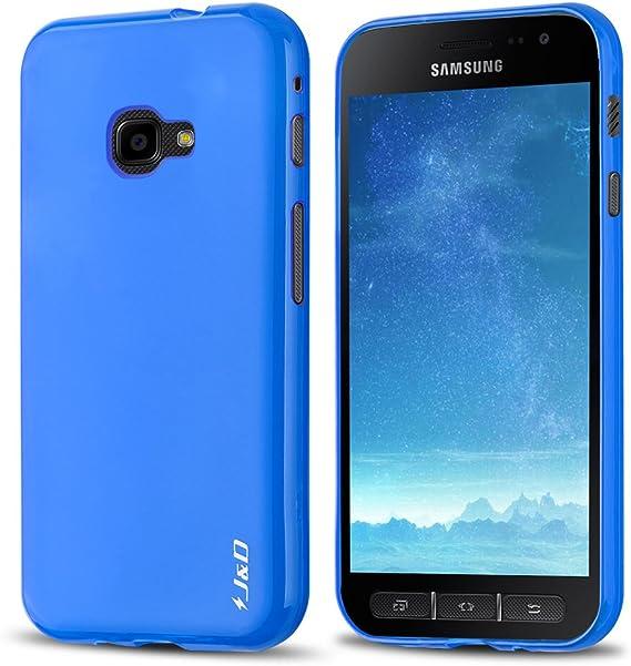 Amazon.com: J&D Case Compatible for Galaxy Xcover 4 Case, [Drop ...