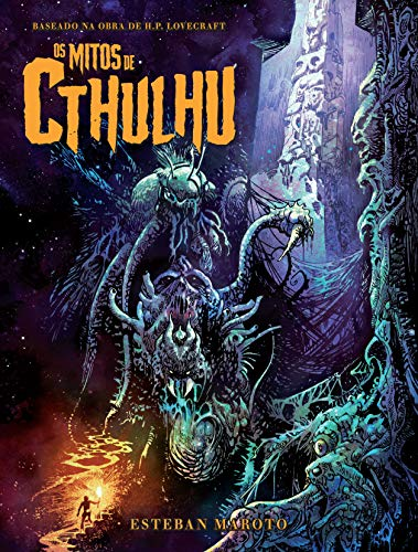 Os Mitos Cthulhu Exclusivo Amazon