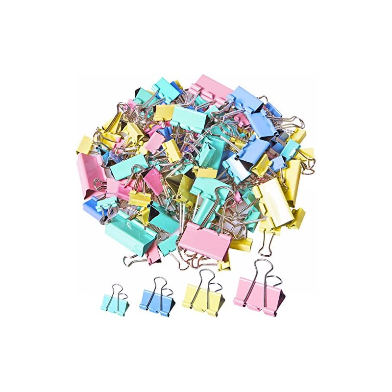 120-pcs-binder-clips-paper-clamps