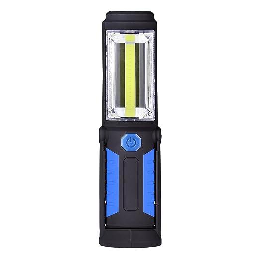 26 opinioni per LED Torcia Elettrica,WOLFTEETH COB lampada Luci di Lavoro Super luminoso