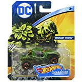 Hot Wheels DC Universe Swamp Thing Vehicle