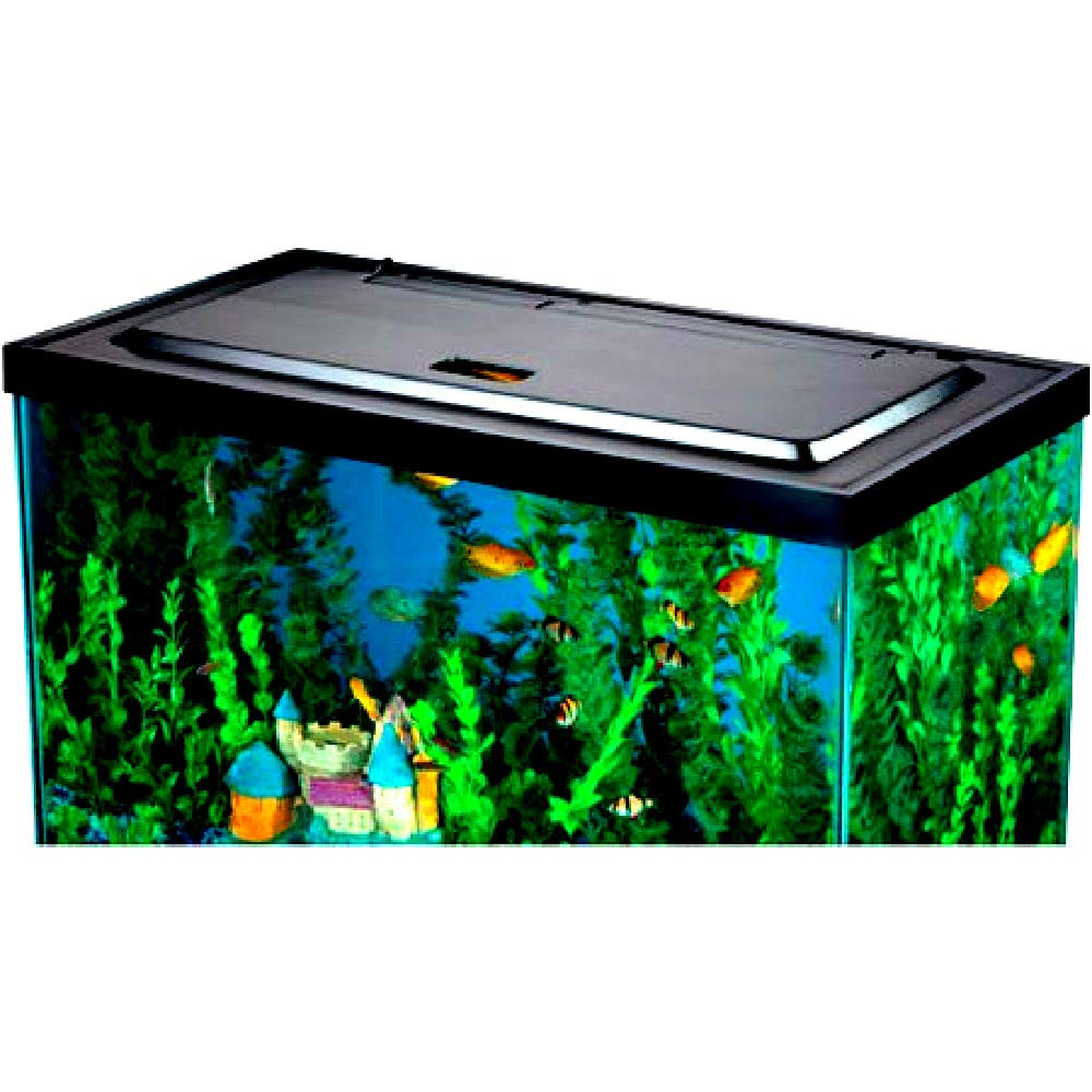 20 Gallon Aquarium Led Hood Also Fits 20/55 Gallon Aquariums Great Construction - Skroutz Deals by Unknown (Image #1)