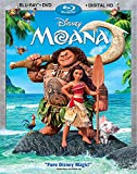 Moana (Bilingual) [Blu-ray + DVD + Digital HD]