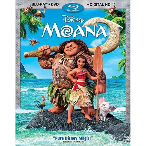 Moana-Blu-ray