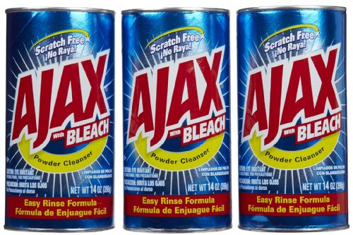Ajax Powder Cleanser with Bleach, 14 oz-3 (Ajax All Purpose Cleaner)