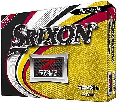 Srixon Z-Star 6 Golf Balls (One Dozen)