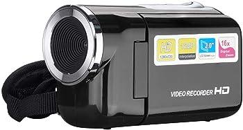 Eshowtree XJ99CM01 720p 16GB Camcorder