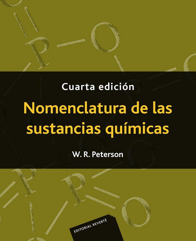 Sustancias quimicas pdf