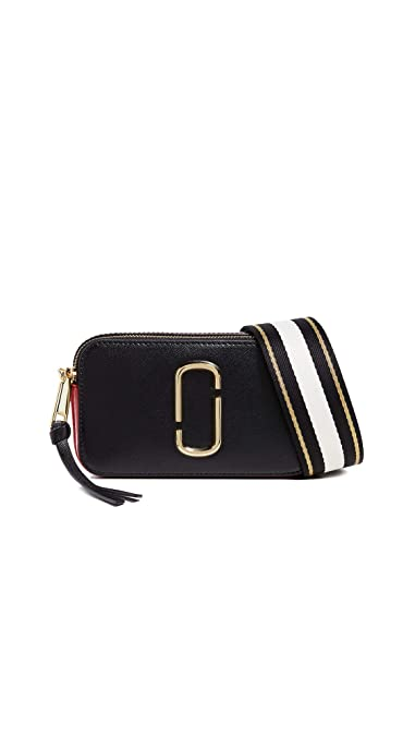 56b45af8c2ae Amazon.com  Marc Jacobs Women s Snapshot Camera Bag
