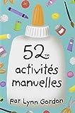 52 activités manuelles - 52 cartes activités manuelles