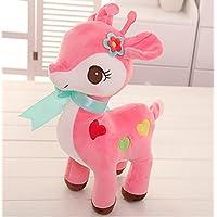 Skylofts 1-Piece 22cm Dear Animal Teddy Bear (Pink)