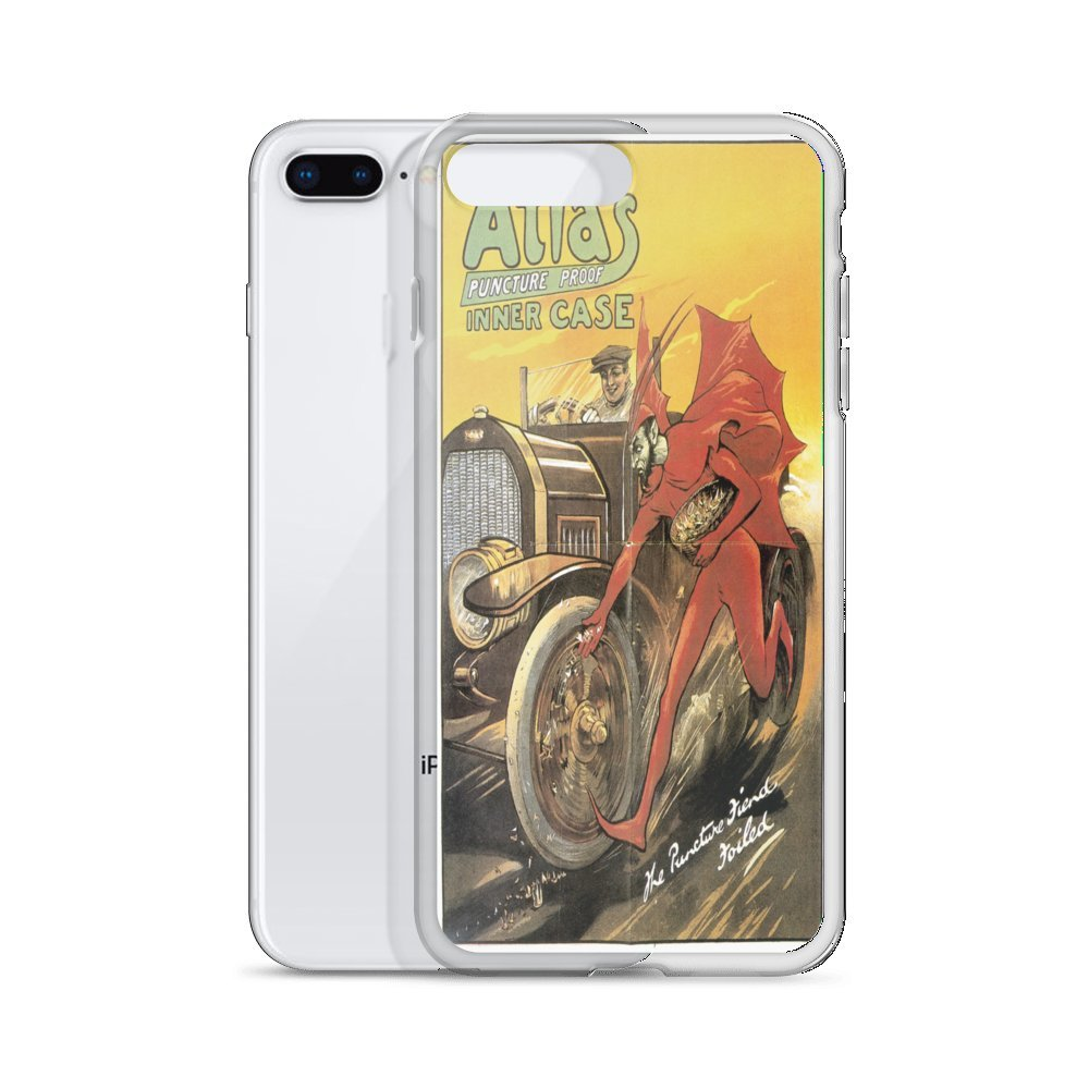 Amazon Com Vintage Poster Atlas Tyres 0303 Iphone 8