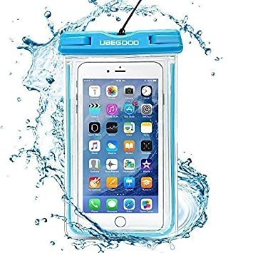 23988998048 Ubegood - Carcasa Impermeable para iPhone 6S, iPhone 6S Plus, iPhone 6,  iPhone