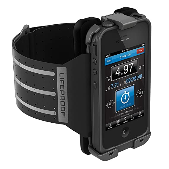 Lifeproof Arm Band for iPhone 4/4S - Black