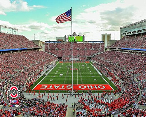Ohio State Buckeyes Football Stadium 8