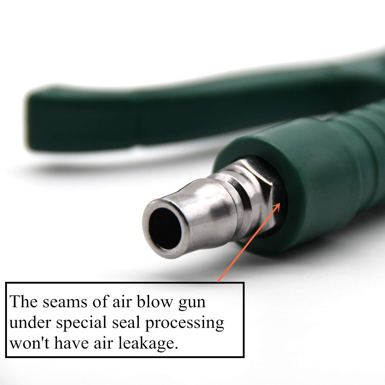 adapt/és pour les compresseurs,De bonne qualit/é Pistolets de soufflage pneumatique 120 mm